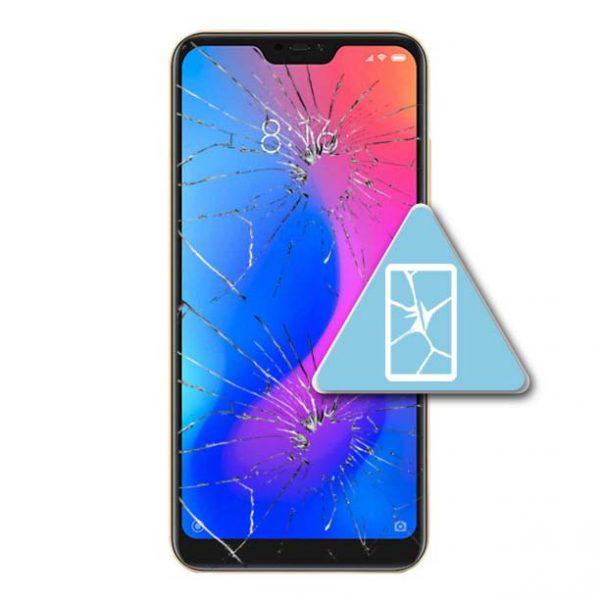 Xiaomi Mi A2 Lite Bytte Skjerm