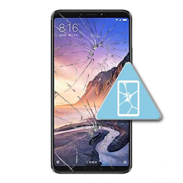 Xiaomi Mi Max 3 Bytte Skjerm