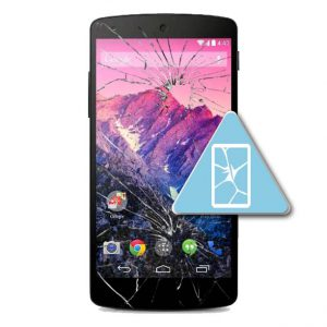 LG Nexus 5 Bytte Skjerm