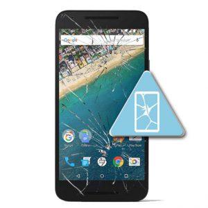 LG Nexus 5X Bytte Skjerm