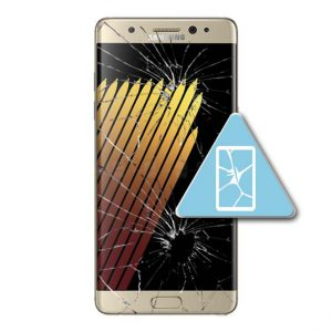 Samsung Galaxy Note 7 Bytte Skjerm