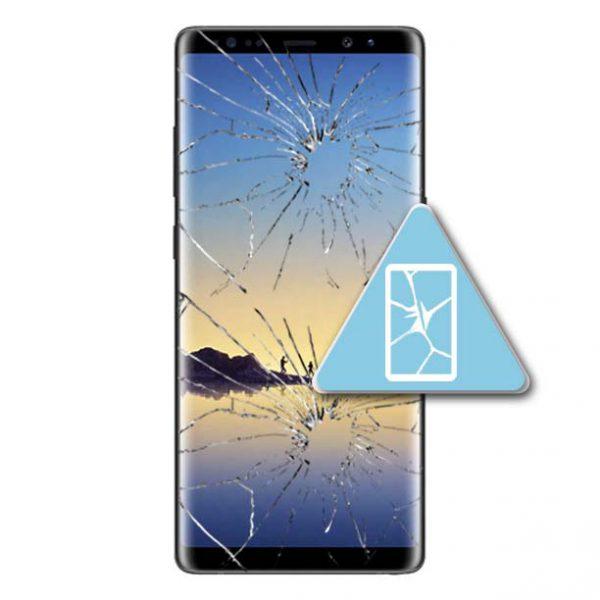 Samsung Galaxy Note 8 Bytte Skjerm