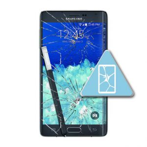 Samsung Galaxy Note Edge Bytte Skjerm