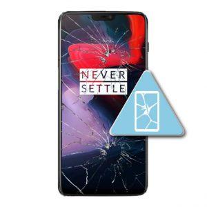 OnePlus 6 Bytte Skjerm