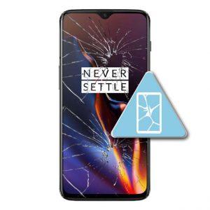 OnePlus 6T Bytte Skjerm