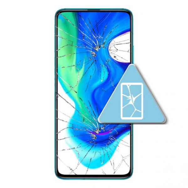 Xiaomi POCO F2 Pro Bytte Skjerm