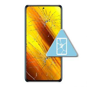 Xiaomi POCO X3 NFC Bytte Skjerm