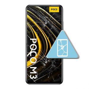 Xiaomi POCO M3 Bytte Skjerm