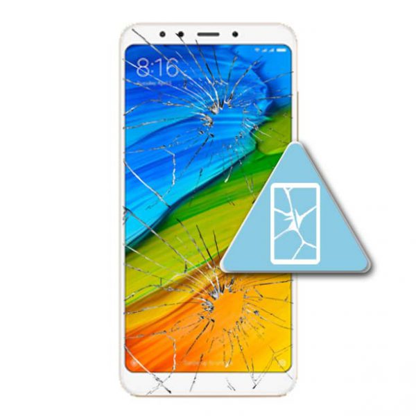 Xiaomi Redmi 5 Bytte Skjerm