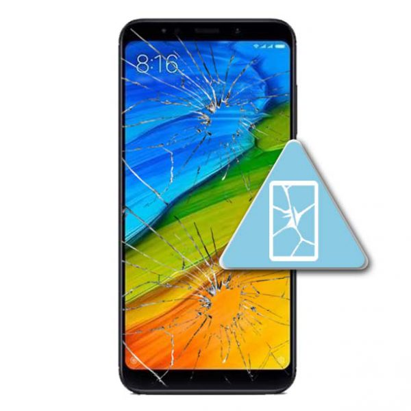 Xiaomi Redmi 5 Plus Bytte Skjerm