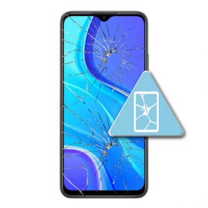 Xiaomi Redmi 9 Bytte Skjerm