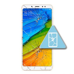 Xiaomi Redmi Note 5 Bytte Skjerm