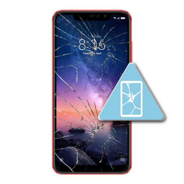 Xiaomi Redmi Note 6 Pro Bytte Skjerm