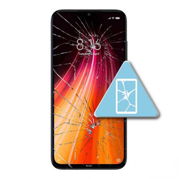 Xiaomi Redmi Note 8 Bytte Skjerm
