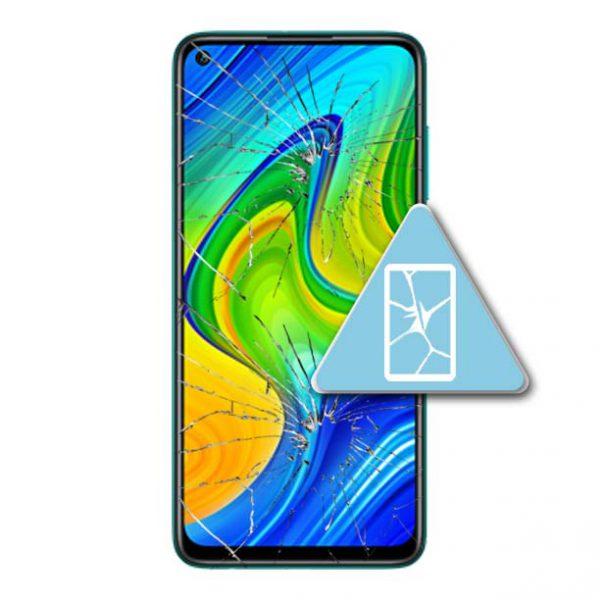Xiaomi Redmi Note 9 Bytte Skjerm