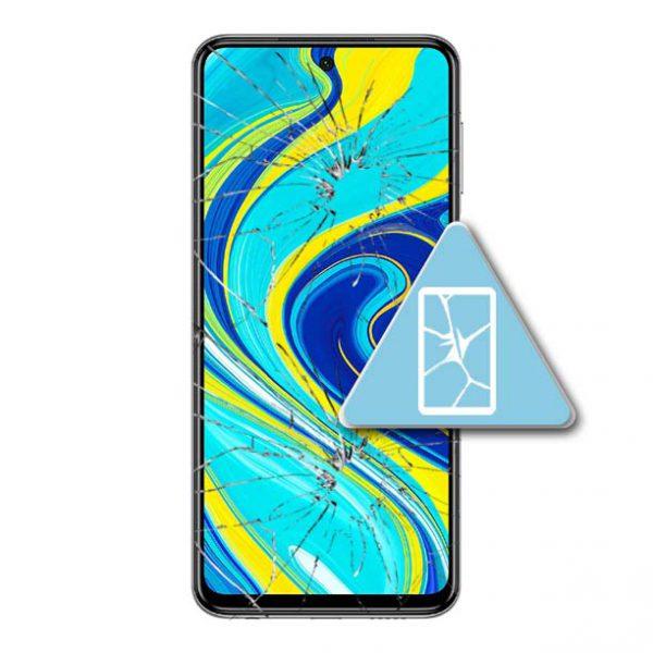 Xiaomi Redmi Note 9S Bytte Skjerm