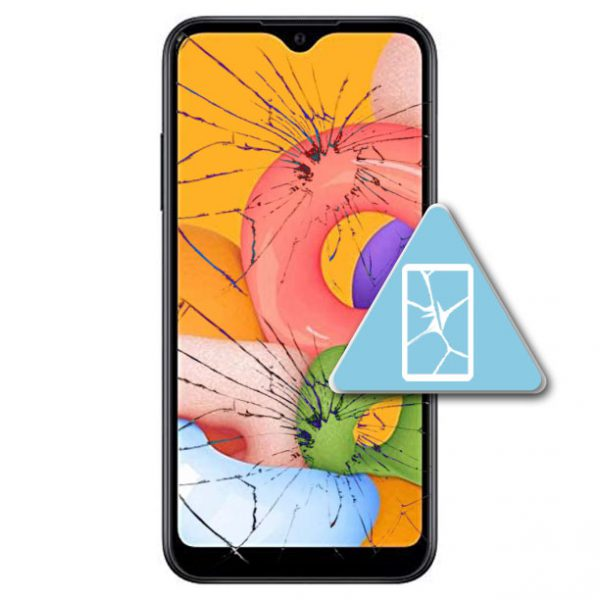 Samsung Galaxy A01 Bytte Skjerm