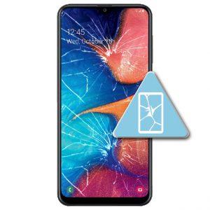 Samsung Galaxy A20 Bytte Skjerm