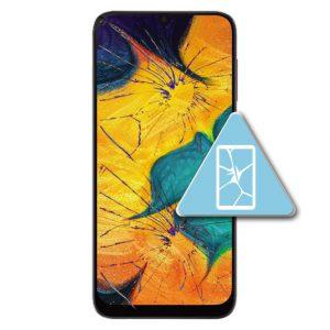 Samsung Galaxy A30 Bytte Skjerm