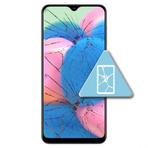 Samsung Galaxy A30S Bytte Skjerm