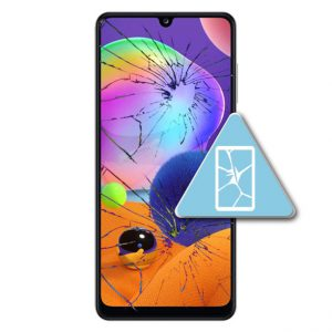 Samsung Galaxy A31 Bytte Skjerm