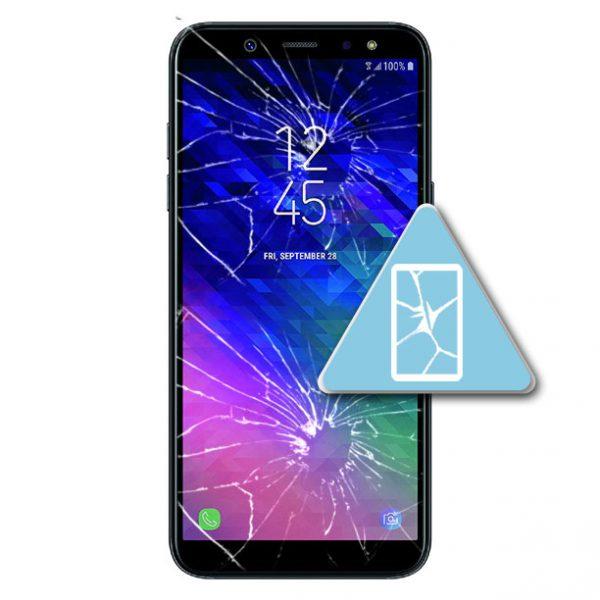 Samsung Galaxy A6 (2018) Bytte Skjerm