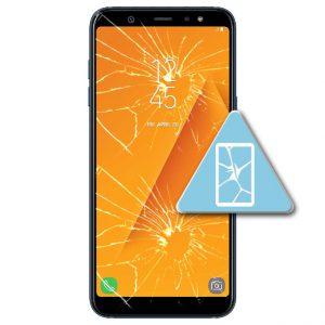 Samsung Galaxy A6 Plus 2018 Bytte Skjerm
