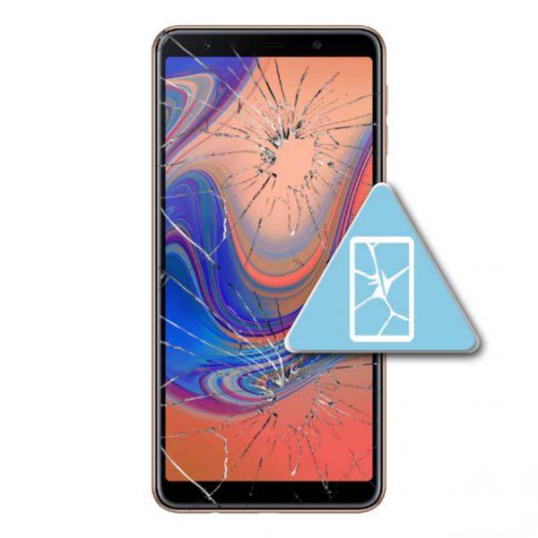 Samsung Galaxy A7 (2018) Bytte Skjerm