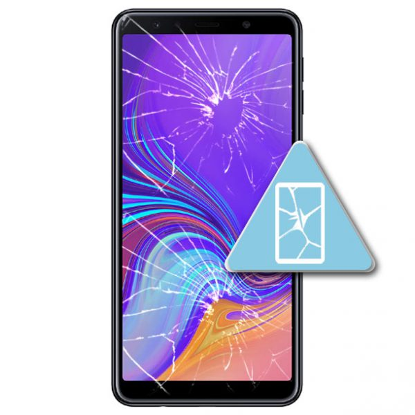 Samsung Galaxy A7 Bytte Skjerm