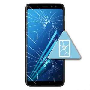 Samsung Galaxy A8 (2018) Bytte Skjerm