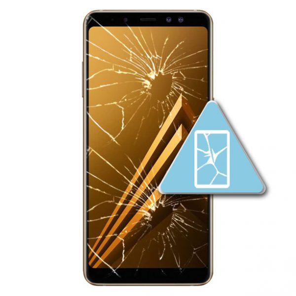 Samsung Galaxy A8 Plus (2018) Bytte Skjerm