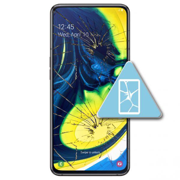 Samsung Galaxy A80 Bytte Skjerm