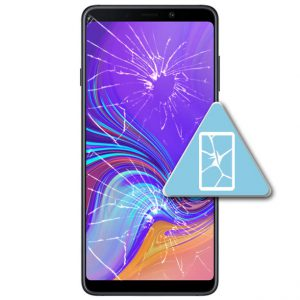 Samsung Galaxy A9 (2018) Bytte Skjerm