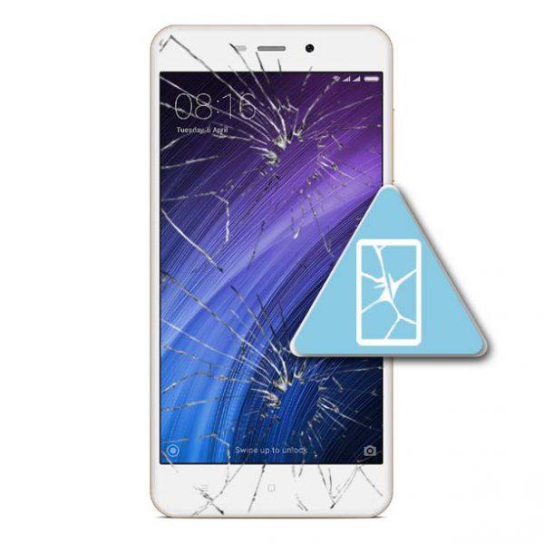 Xiaomi Redmi 4A Bytte Skjerm