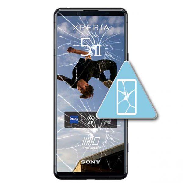 Sony Xperia 5 Bytte Skjerm