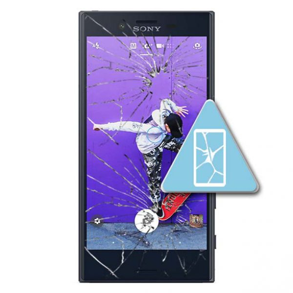 Sony Xperia X Compact Bytte Skjerm