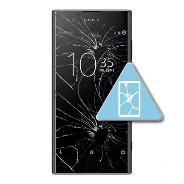 Sony Xperia XA1 Plus Bytte Skjerm