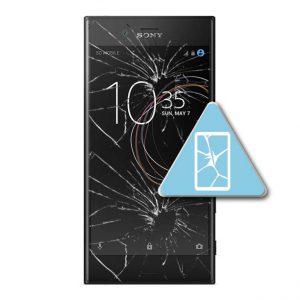 Sony Xperia XZs Bytte Skjerm