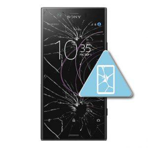 Sony Xperia Z1 Bytte Skjerm