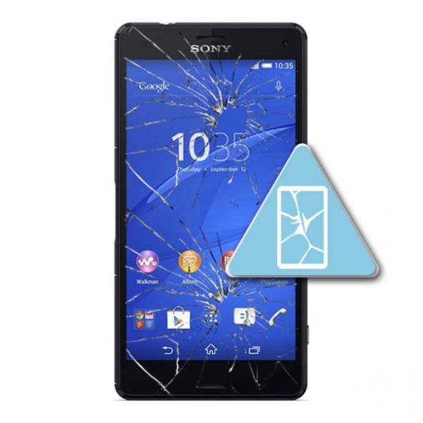 Sony Xperia Z3 Compact Bytte Skjerm