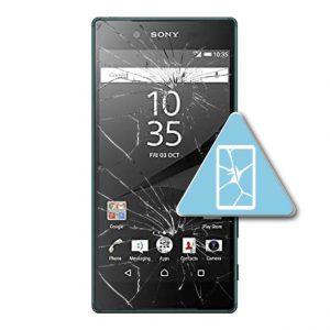 Sony Xperia Z5 Bytte Skjerm