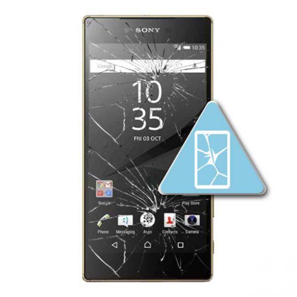 Sony Xperia Z5 Premium Bytte Skjerm