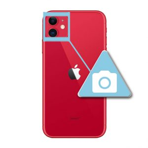 iPhone 11 Bak Kamera Reparasjon