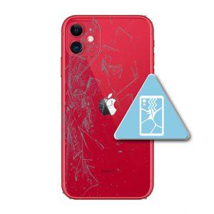 iPhone 11 Bak Glass Skifte