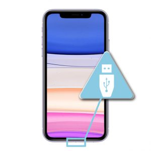 iPhone 11 Usb Ladeport Reparasjon