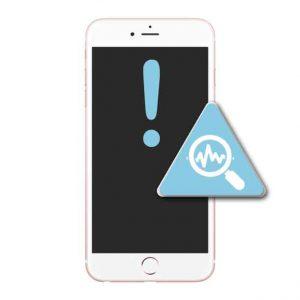 iPhone 6S Plus Diagonisering Av Enhet