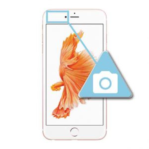 iPhone 6S Plus Fornt Camera Reparasjon