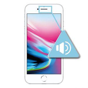 iPhone 8 Øre Høyttaler Reparasjon