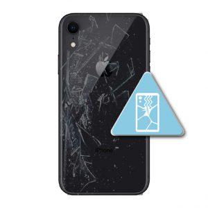 iPhone XR Bak Glass Skifte