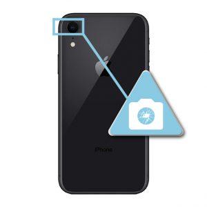 iPhone XR Bak Kamera Glass Skifte